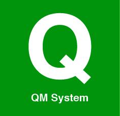 QM System Logo